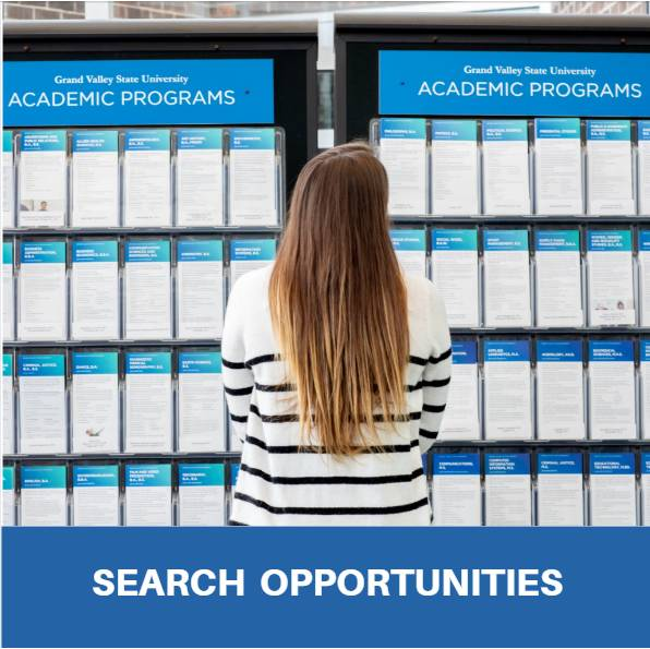 Search for opportunities image